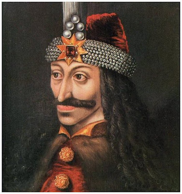 Vlad The Impaler: Doesn't he look like Gonzo The Great?