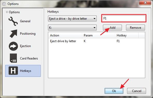 Cara Safely Remove USB dengan Tombol Keyboard