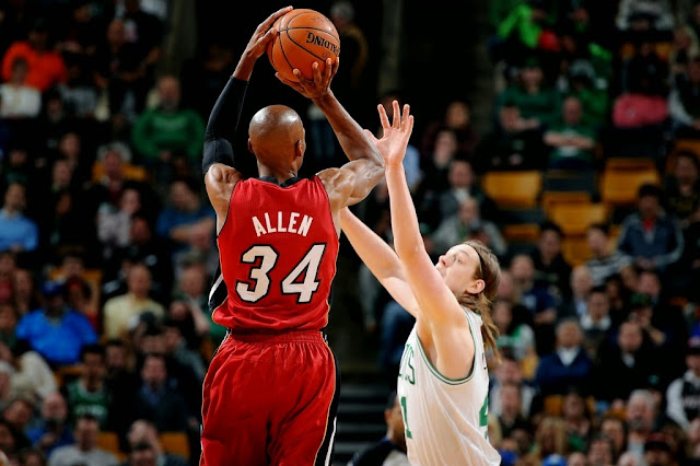 Ainge talks about Ray Allen, and what Ray might do