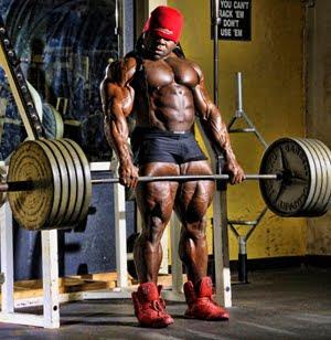 Kai Greene Bodybuilder