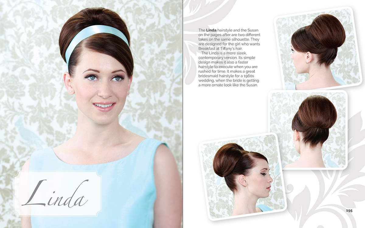 Create Vintage Inspired Wedding Hairstyles – a book of beauty ...