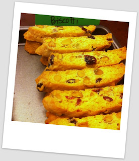 cranberry pistachio buiscotti recipe