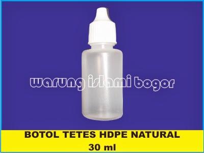 Jual Botol Otem dan Vitamin Burung 30ml