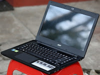 Jual Laptop acer E5-411 Second