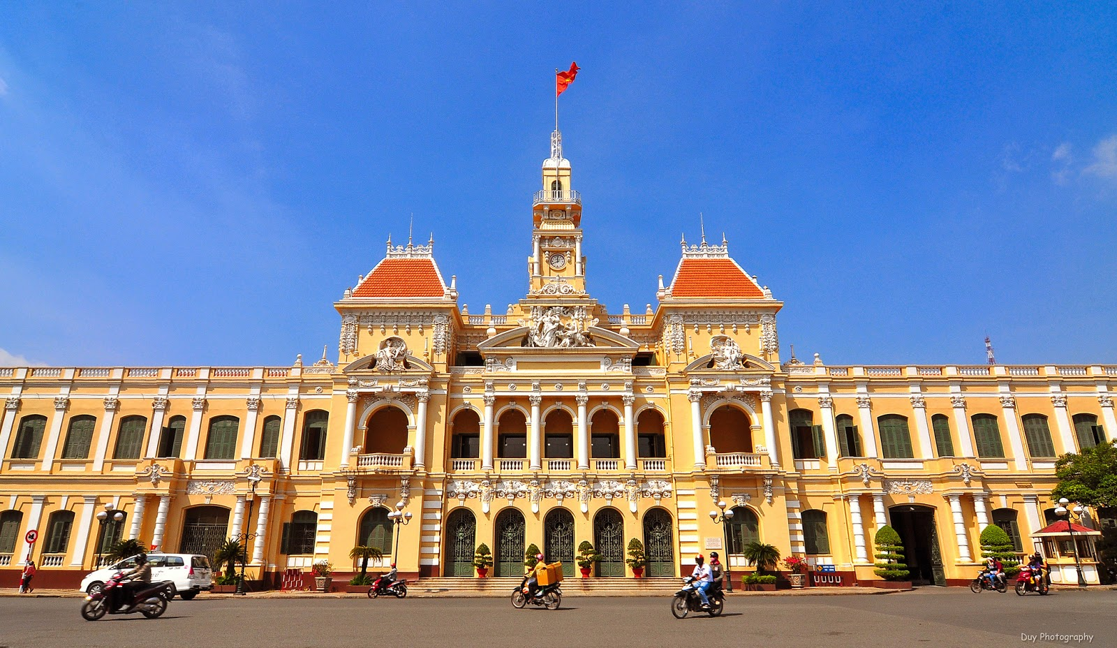 Ho Chi Minh City People's Committee Head office