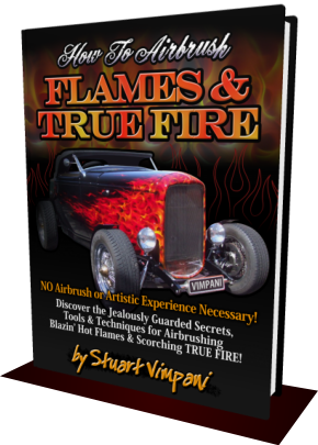 Airbrush flames made easy