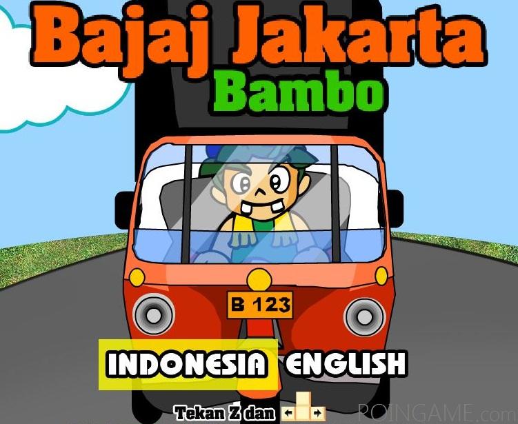 Download Game Buatan Indonesia Bajaj Jakarta