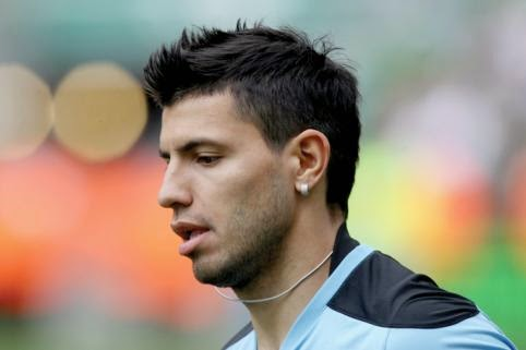Mind Numbing Facts About Kun Aguero Hairstyle Kun Aguero - Aguero haircut name