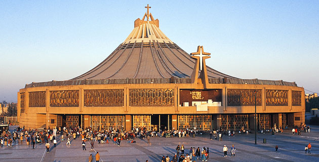 Image result for basilica of our lady of guadalupe