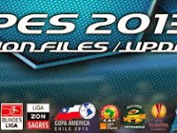 Option File PES 2013 untuk PESEdit 6.0 Update 24 Juli 2015