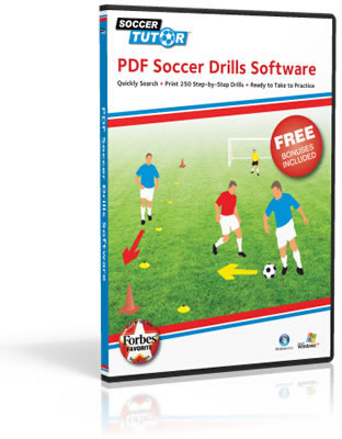 Award Winning PDF Soccer Drills - Football Coaching Software