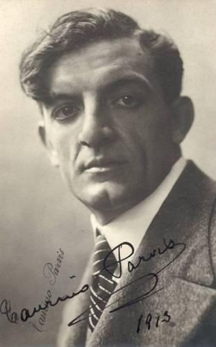 ITALIAN BARITONE TAURINO PARVIS (1879 - 1957) CD