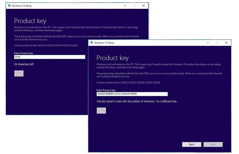 How to install windows 10 with activated status blogmytuts i upgraded from a activated copy of windows 7 or windows 881 then i decided to reinstall using either the o file reset this pc or recovery drive ccuart Choice Image