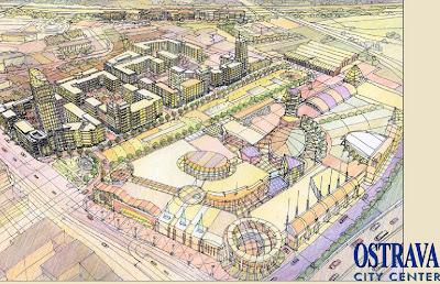 "fot:www.boseinternational.com  ""Ostrava City Center"" - kompleks V generacji projektu BOSE Architects"