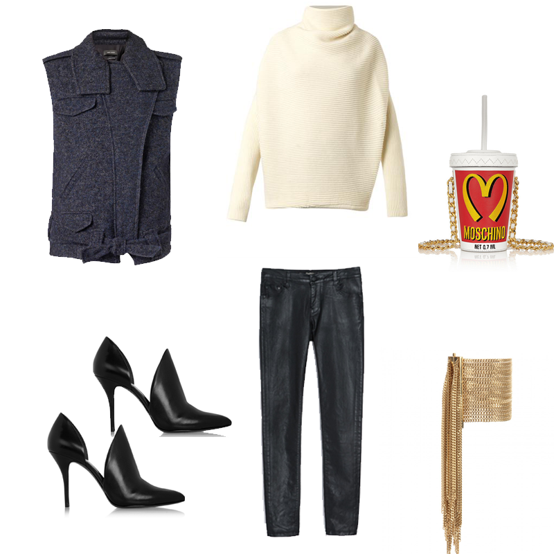 isabel marant, acne, zara, alexander wang, moschino, fashion blogger, outfit, wishlist
