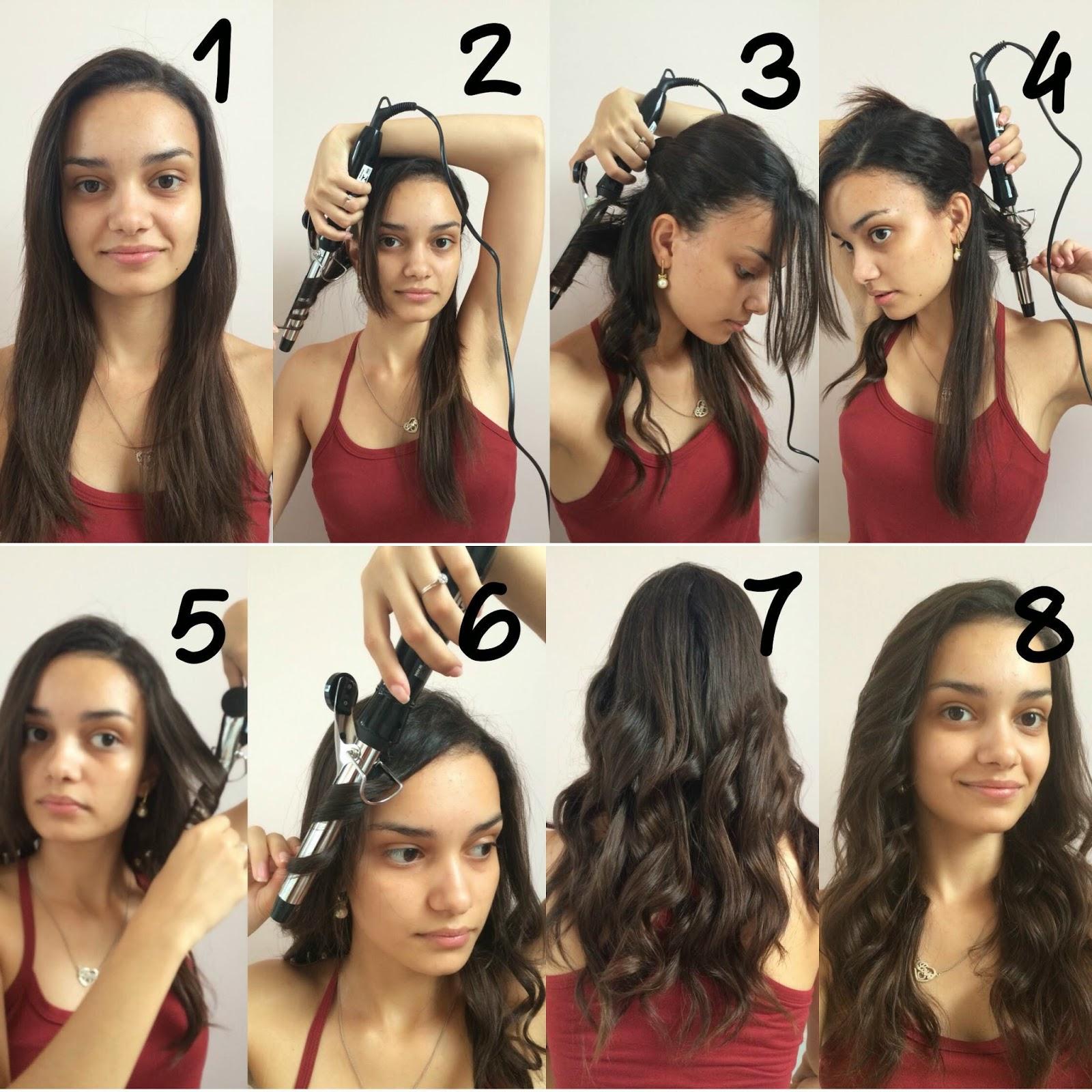 Suficiente Mil jeitos: Como ondular o cabelo FD78