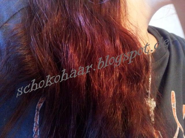 Henna farben haare waschen