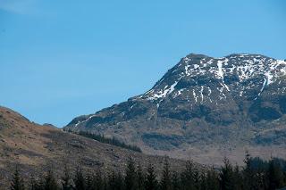 Crianlarich Scotland