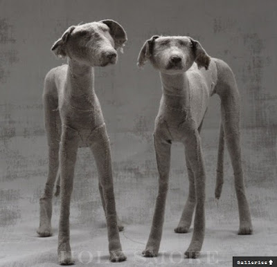 linen dogs by holy smoke