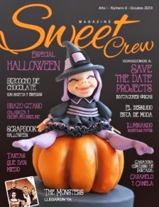 PORTADA de Sweetscrew Magazine