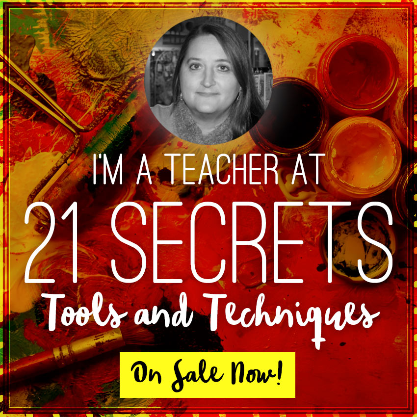 Join Me On 21 Secrets!