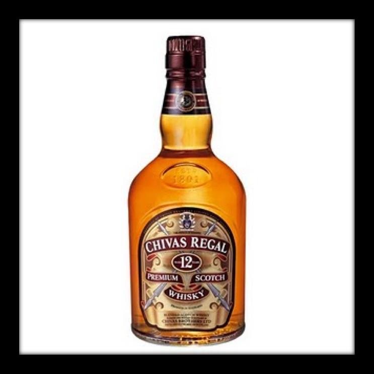 1983 CHIVAS REGAL Scotch Whisky 12 DAYS OF CHRISTMAS TREE VINTAGE AD