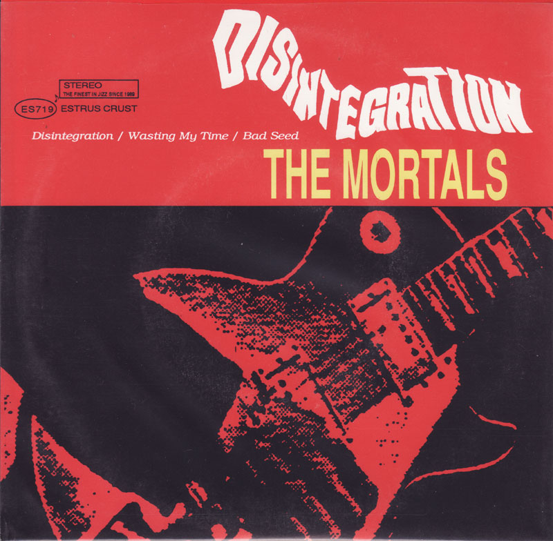 The Mortals - Disintegration