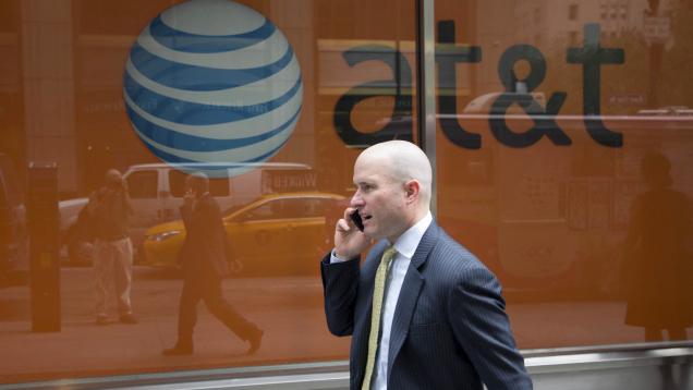 """Companhia AT&T mostrou """"grande vontade em colaborar"""" com a NSA"""