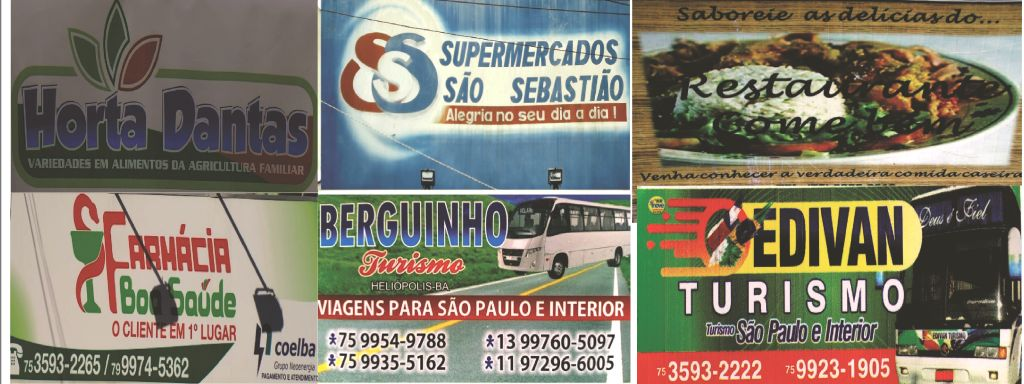 NOSSO ANUNCIANTES E PARCEIROS
