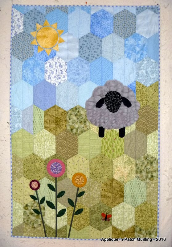Sheep Quilt