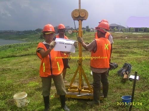 Jasa Sondir Tanah 0821 2686 2689 Soil Test Sondir Boring Mengukur Faktor Keamanan