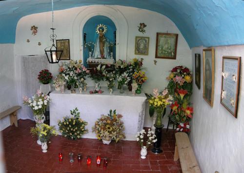 La ermita de la virgen de los ngeles alhama de granada - Los angeles granada ...
