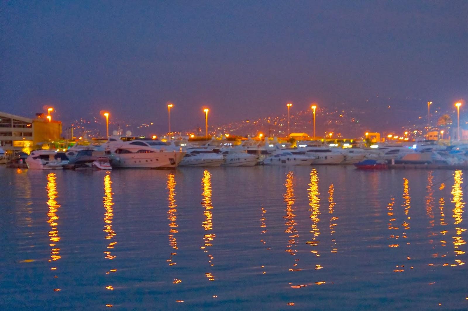 Zaitunay Bay, Beirut.