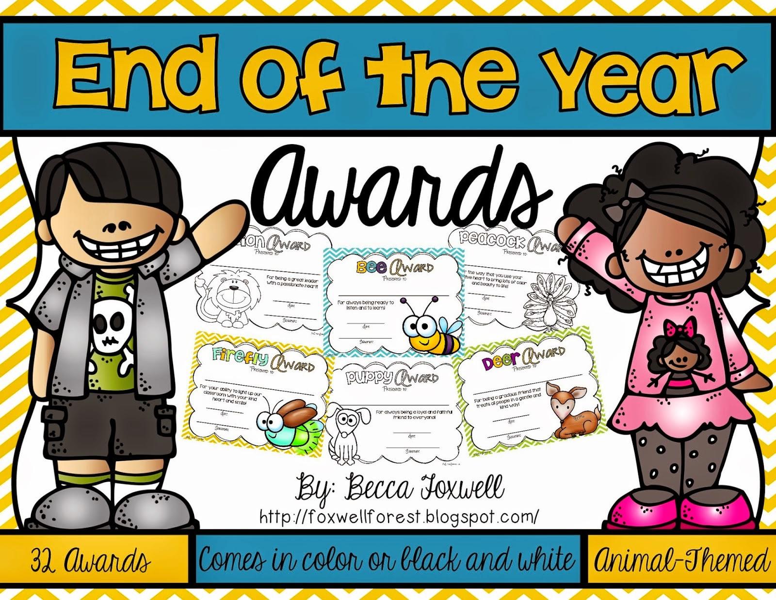 http://www.teacherspayteachers.com/Product/End-of-the-Year-Awards-1248295