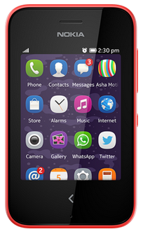 Nokia Asha 230 Windows
