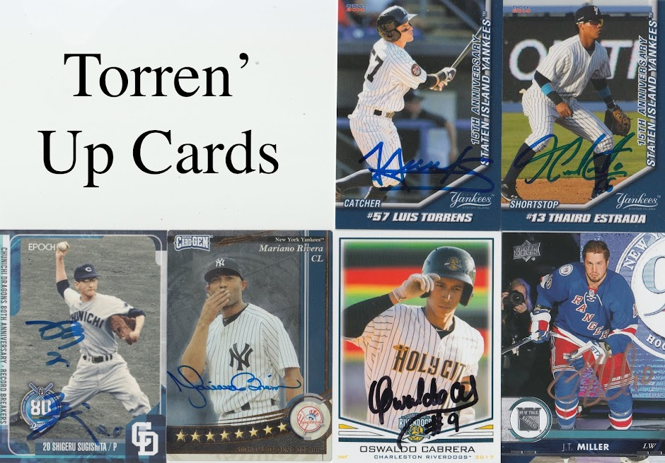 Torren' Up Cards