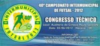 40. INTERMUNICIPAL DE FUTSAL