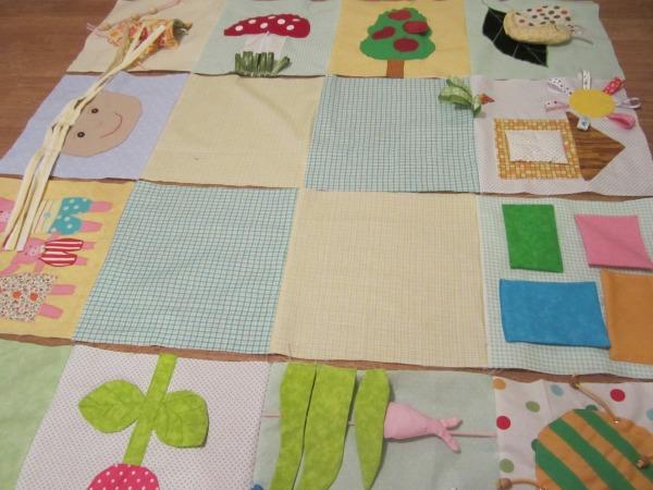 коврики для детей как шить