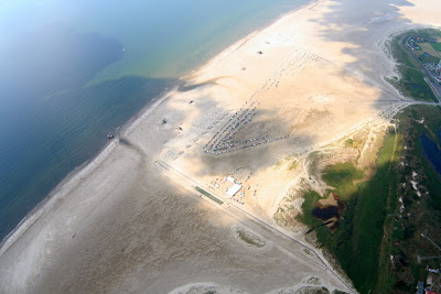 St. Peter-Ording: Fotos eines Tandem-Fallschirmabsprunges über dem ordinger Strand 41