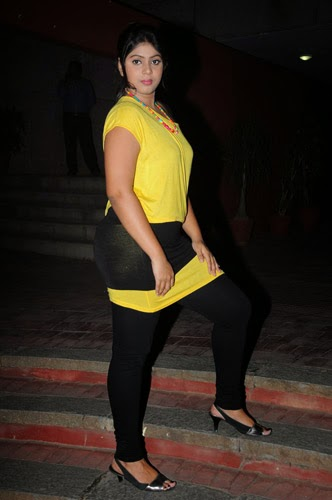 Telugu Actress Haritha New Photo Stills