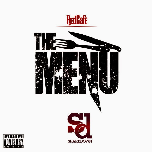 Red Cafe - The Menu - Single Cover