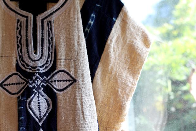 Oversize Tie Dye Caftan