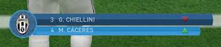 PES 2016 Serie A TIM Scoreboard by Jesus Hrs