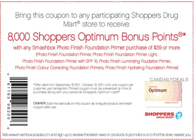 how to change points from shoppers optimum