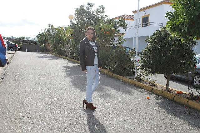 Outfit casual aliexpress y primark