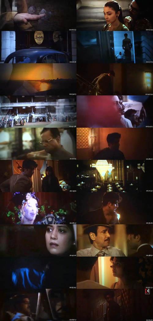 Bombay Velvet 2015 400MB Hindi p-DVDRip (Audio Cleaned) Screenshot