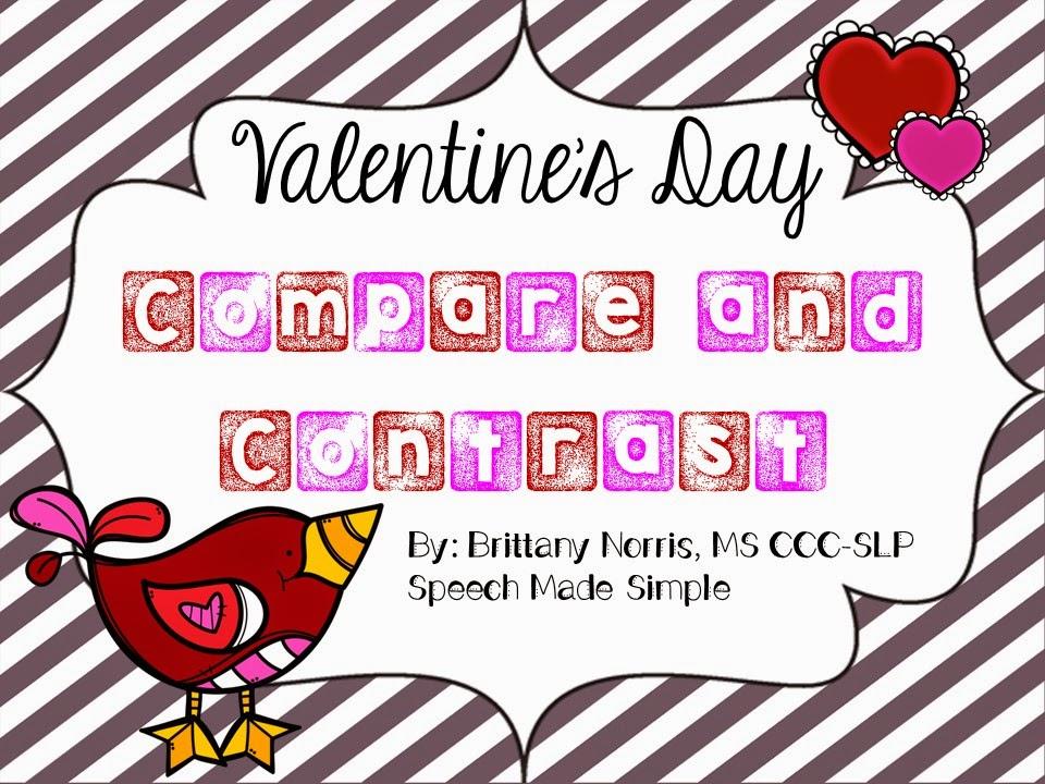 Speech Made Simple: For the Love of Speech Blog Hop