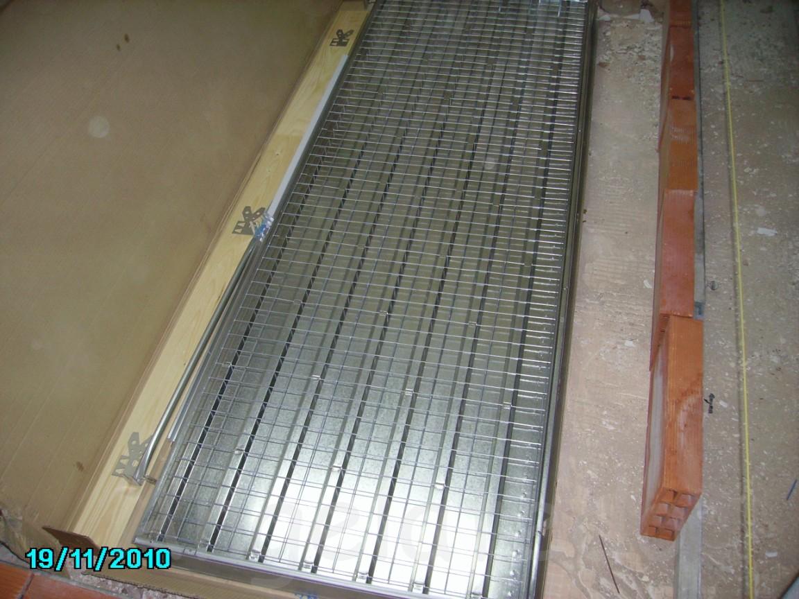 Instalar puerta corredera empotrada en obra angelatedo for Puertas correderas empotradas en tabique