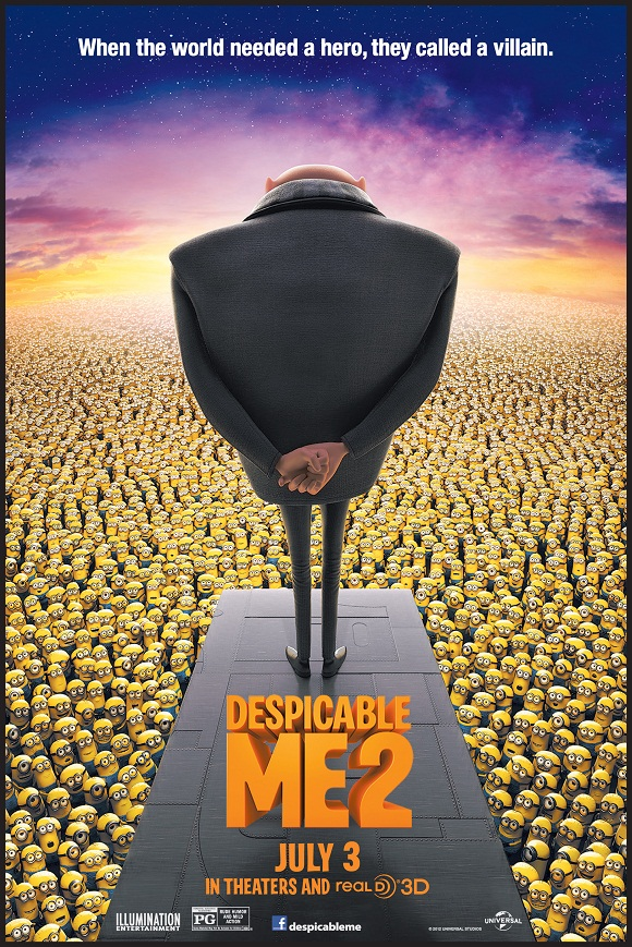 movie review despicable me 2 Movie review of despicable me 2 by australian council on children and the  media (accm) on 20 june 2013 to help parents find.