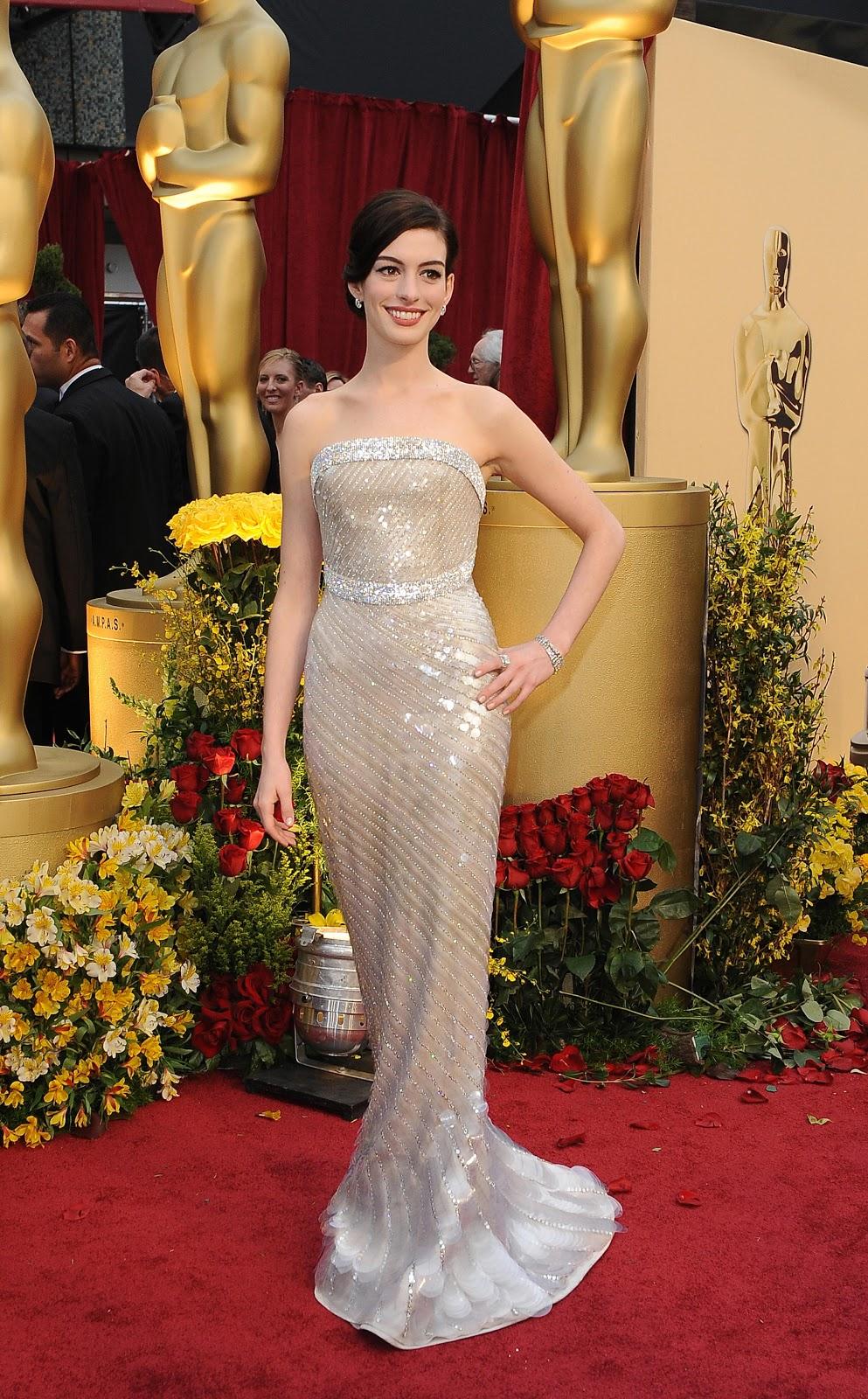 Anne Hathaway Oscar 2009